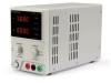 Fuente Alimentación Laboratorio - Fuente de alimentación para laboratorio programable de 0-30V - 5A con doble display Led.Ref: labps3005
