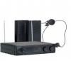 Equipo doble inalámb.1 micro madonna+1 lavalier + receptor - Micrófono inalámbrico VHF con 1 micro lavalier y madonna y receptor.Ref: mu-1002-belt