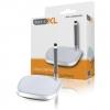 Concentrador USB DE 3 Puertos y Bloc de Notas - Concentrador USB de 3 Puertos y soporte para Notas basicXL.Ref: bxl-usbgad8