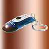 Llavero linterna+Eliminador corriente estática