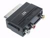 Adaptador de Entrada-Scart M a 3xRCA H