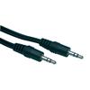 Conexión 2,5 mm Estéreo de 1,2 mts - Conexión macho macho de 2,5 mm de 1,20 mts.Ref: cable-409