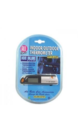 Termómetro coche IN/OUT - Termómetro para coche para temperatura interior y exterior.Ref: 02959