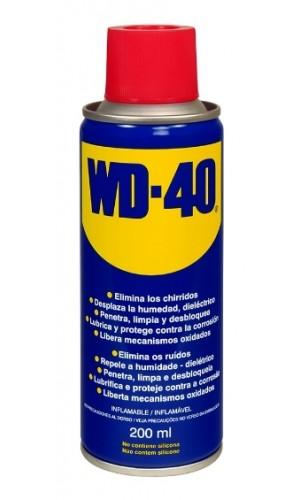 Aerosol Aceite Lubricante WD40 200 Ml