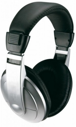 Auriculares profesionales estéreo para DJs