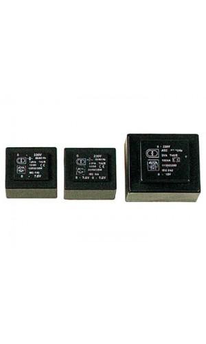 Transformador Encapsulado  15V  0,12A