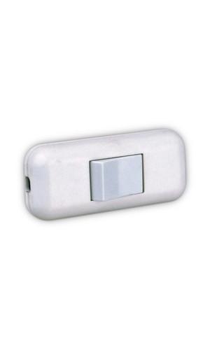 Interruptor de paso para Lámparas negro - Interruptor de paso para lámparas o similares color negro 11.575/N.Ref: 11.575n