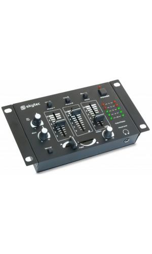 Mezclador 4 canales SkyTec mod.STM-2211B - Mezclador 4 canales SkyTec mod.STM-2211B.Ref: 172.972