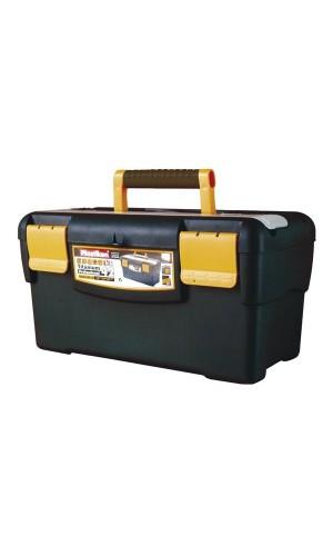 Caja herramientas plástico - Caja de herramientas PRO 420 x 230 x 220mm.Ref: 28068n