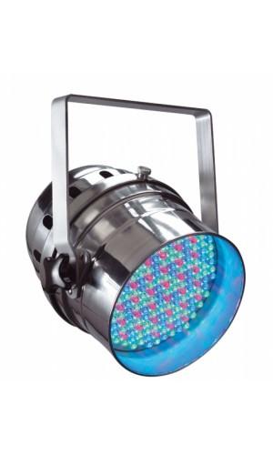 Foco PAR64 de leds DMX - Efecto LED-64RGB-SH-SI 181 leds RGB y DMX .Ref: 361551