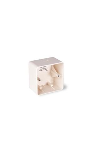 Caja ABS de instalación en superficie para atenuadores  - Caja ABS de instalación en superficie para atenuadores .Ref: 46001