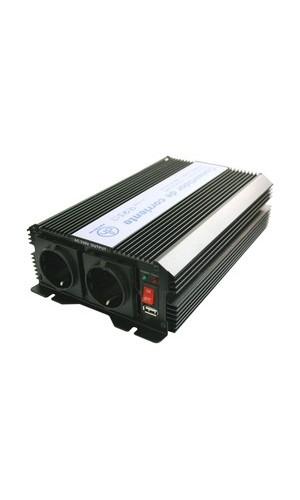 Inversor 12VDC a 220 VAC 1500W - Inversor 12VDC a 220VAC de 1500W.Ref: 50.088