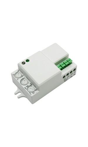 Detector de movimiento por microondas mini - Detector de movimiento por microondas mini.Ref: 60.252rfmini