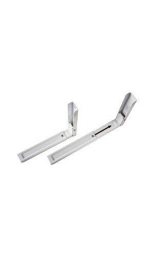 Kit soporte Microondas - Juego soportes extensible para hornos microondas.Modelo.60.901b