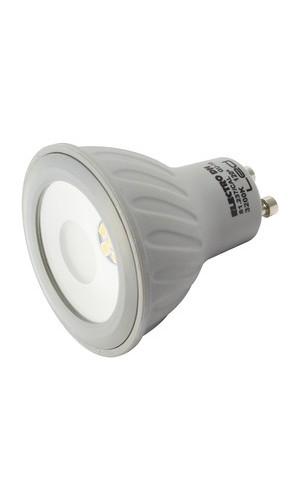 Bombilla LED GU10 7W. 230VAC luz cálida