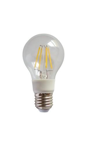 Bombilla LED. A60 clásica. E-27. 230 VAC 4W