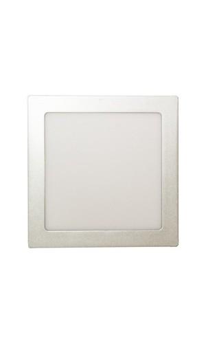 Plafón LED de superficie, cuadrado, 18 W. - Plafón LED de superficie, cuadrado, 18 W. blanco dia.Ref: 81.640cbdia