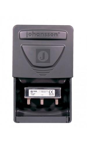 Mezclador SAT+VHF-UHF para mastil - Mezclador Johansson para Satélite + VHF-UHF para mastil.Ref: 9506e