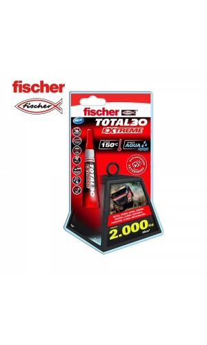 Adhesivo para todo tipo de materiales - Adhesivo para todo tipo de materiales Fisher.Ref: 96012