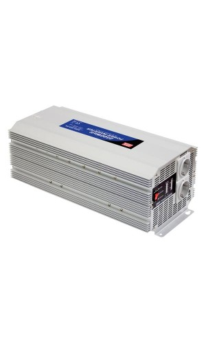 Inversor 12VDC a 220 VAC 2500W - Inversor 12VDC a 220VAC de 2500W Onda Senoidal modificada de alta calidad.Modelo: a301-2k5-f3