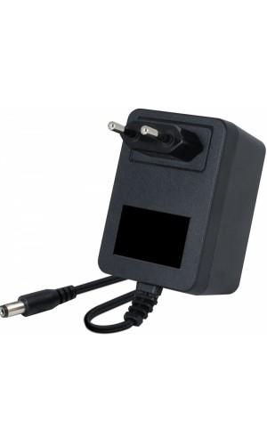 Alimentador 18V -1000mA Salida alterna - Adaptador de red no estabilizado entrada  AC Salida AC 18 VAC/1000mA.Ref: alm093