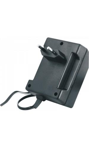 Alimentador 24V -300 mA Salida alterna - Adaptador de red no estabilizado entrada  AC Salida AC 24VAC/300 mA.Ref: alm095