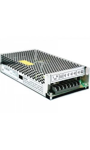 Fuente Conmutada 24 VDC - 40W - 1,6A - Fuente de alimentación conmutada de 24VDC-40W-1,6A.Closed Frame.Ref: alm305