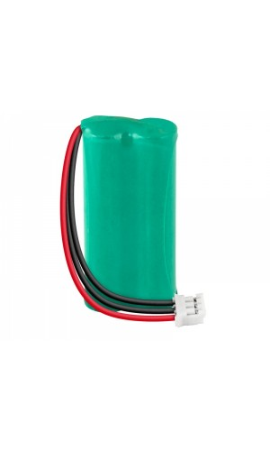 Pack de baterías 2,4V/700mAh NI-MH - Pack de baterías 2,4V/700mAh NI-MH.Ref: bat231