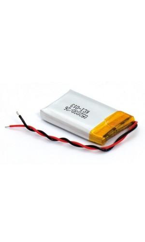 Batería recargable Li-Polímero GSP052030 - Batería recargable Li-Polímero GSP052030.Ref: bat520