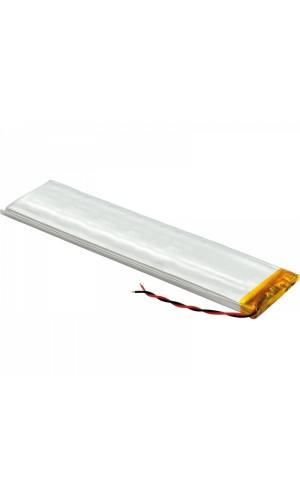 Batería recargable Li-Polímero GSP6530100 - Batería recargable Li-Polímero GSP6530100.Ref: bat536