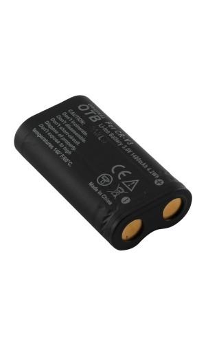 Batería de Ion-Litio para CANON CRV3 - Batería de repuesto de  Ion-Litio para CANON CRV3.Ref: bat880