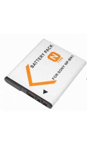 Batería de Ion-Litio para Sony NP-BN1 - Batería de repuesto Ion-Litio para SONY NPBN1.Ref: bat906