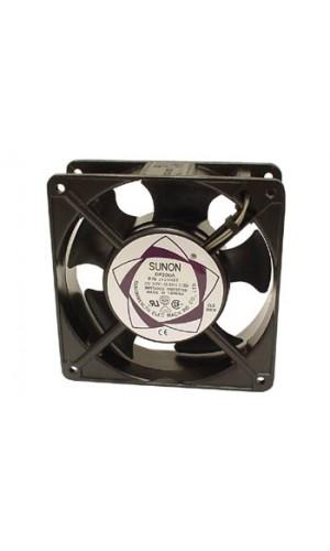 Ventilador 220V AC - 120x120x38 - Rodamiento a bolas - Ventilador Sunon 220V. 120x120x38cm.Rodamiento a bolas.Ref: blb220