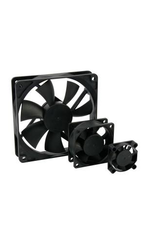 Ventilador 12VDC 92 x 92 x 25mm  - Ventilador 12VDC 92 x 92 x 25mm.Mod.: bls12/92.Ref: bls1292