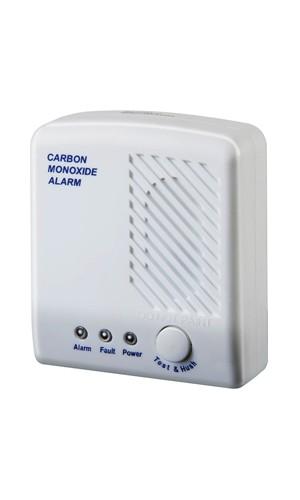 Avisador de Monoxido de Carbono