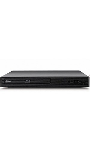 Reproductor LG Blu-ray (FullHD, USB, HDMI) - Reproductor LG Blu-ray (FullHD, USB, HDMI), color negro.Modelo BP250