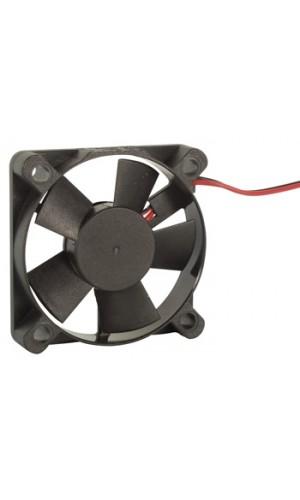 Ventilador  Cojinete liso 12V - 50x50x10 mm - Ventilador Sunon 12V cojinete liso con cables de 50x50x10 - bss12/50 - Ref: bss1250