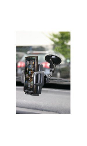 Soporte Universal para Móviles Pdas,etc - Soporte Universal para fijar en el automovil para Móviles,Pdas,etc.Ref: bxl-holder40