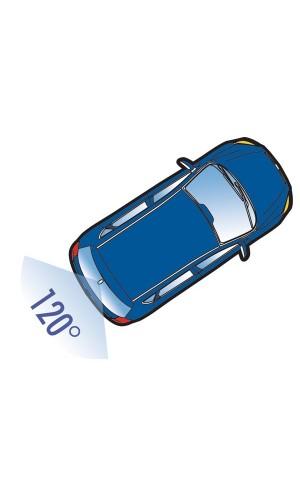 Cámara color aparcamiento - Cámara color aparcamiento para coches,furgonetas,etc.Ref: camcolc1