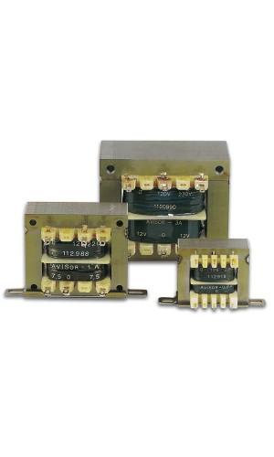 Transformador chasis abierto 6V - 0,3A - Transformador chasis abierto 6V - 0,3A.Ref: 106001