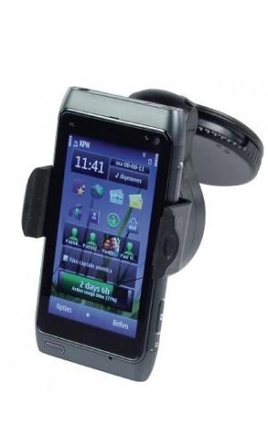 Soporte universal de smartphone para coche - Soporte universal parabrisas con ventosa para teléfonos móviles,GPS,etc.Modelo: csspch300