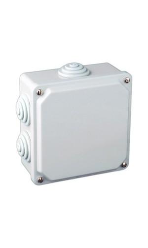 Caja conexión Superficie - Caja conexión Superficie 100x100x50.Ref: 36.440
