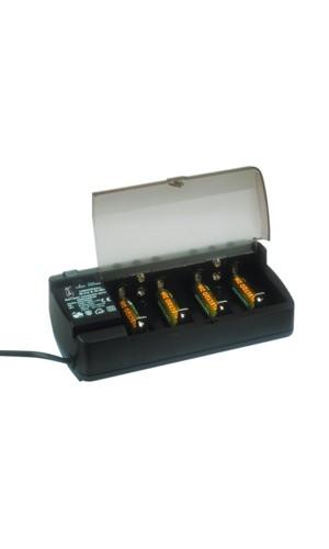 Cargador Descargador de baterías Ni-Cd/Ni-MH