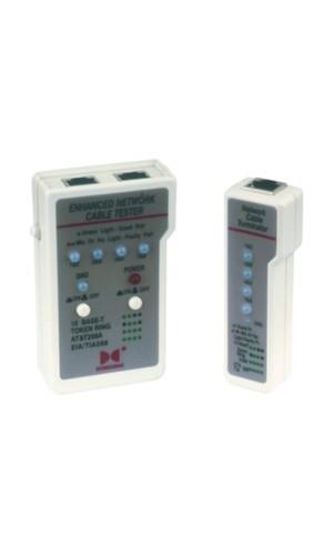Verificador de redes (LAN TESTER) - Verificador de redes (LAN TESTER).Ref: 60.197