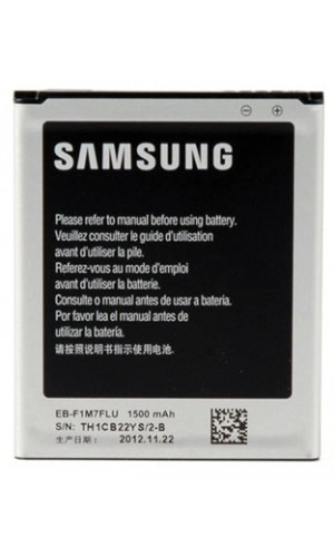 Bateria de repuesto para Samsung S3 Mini - Bateria de repuesto para Samsung S3 Mini.Ref: eb-f1m7flu