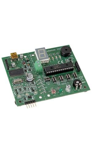 Programador PIC USB y Board - Programador PIC USB y placa Board de experimentación.Ref: edu10
