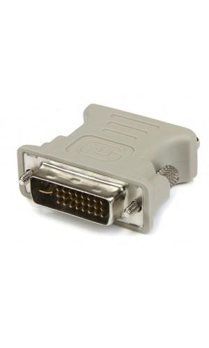 Adapt. DVI 24+5 macho - HDB 15 hembra (VGA) - Adapt. DVI 24+5 macho - HDB 15 hembra (VGA).Ref: 3548