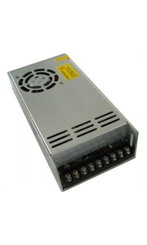 Fuente Conmutada 12 VDC - 350W - 2916A - Fuente de alimentación conmutada de 12 VDC,50W, 29,16A.Closed Frame.Ref: 0130