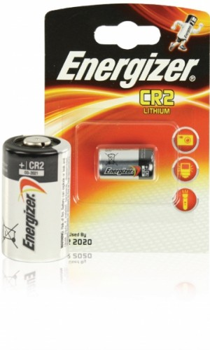 Pila Litio Energizer CR2