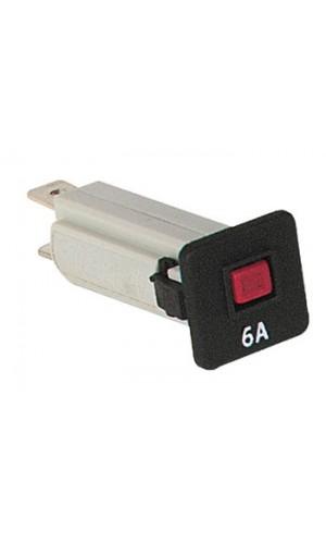 Fusible Automático 6A - 250VAC - Fusible Automático 6A - 250VAC ref: fa6